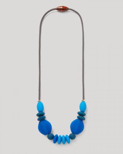 Necklace Long Cobalt June2018 OnGray