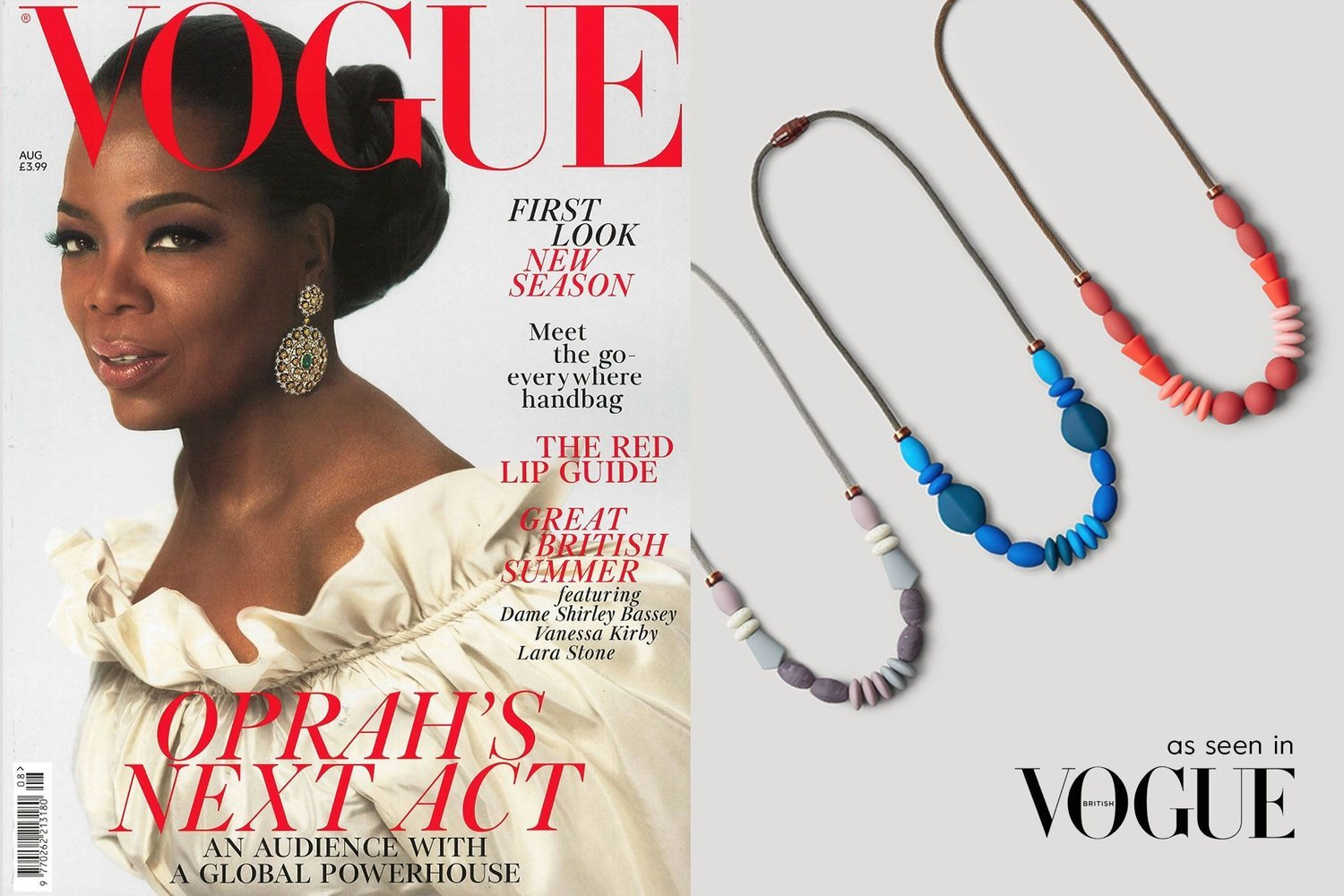 british vogue product feature image