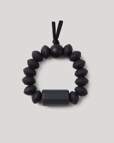 charcoal sensory bracelet product