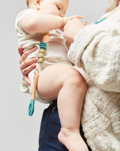 dewdrop pacifier clip lifestyle 3