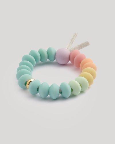 rainbow sherbet bracelet angled product