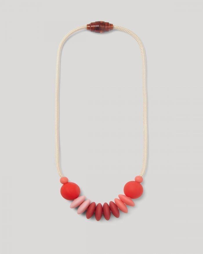 rose sensory necklace product