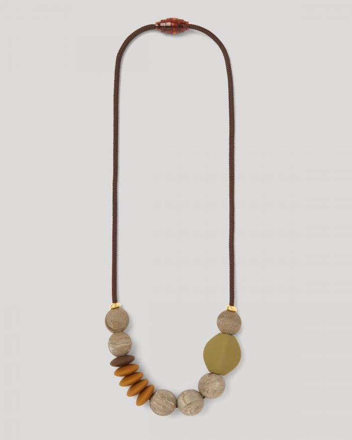 saddle signature necklace product