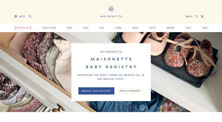 Maisonette Registry