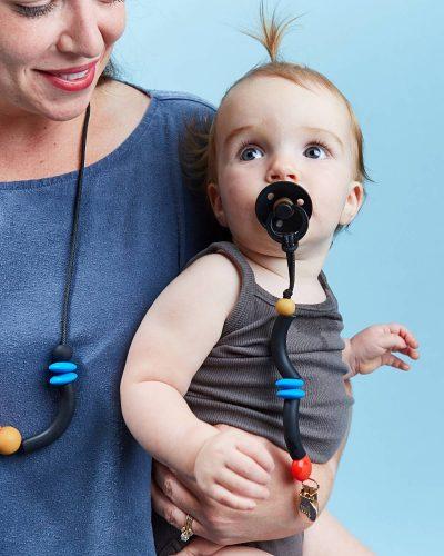 cobalt balance pacifier clip lifestyle 1
